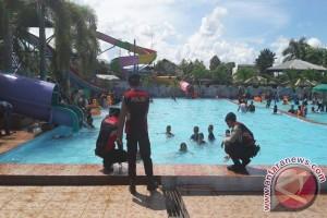 Lebaran 2017 - Polres HSU Fokus Pengamanan Di Lima Lokasi