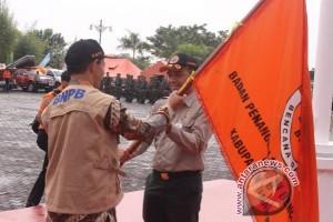 BPBD Tanbu Bentuk Desa Tangguh Bencana
