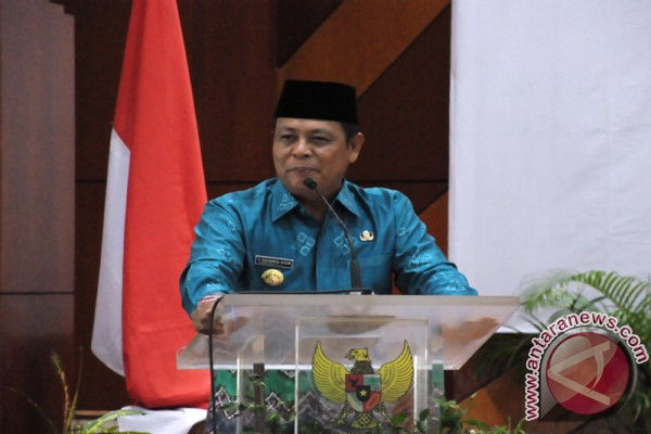 LANs supports South Kalimantan to be center of ASN training