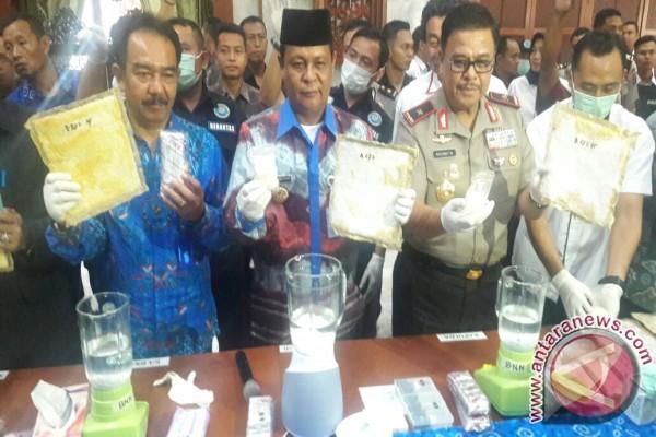 BNNP Kalsel Ingin Zenith Segera Masuk Kategori Narkotika