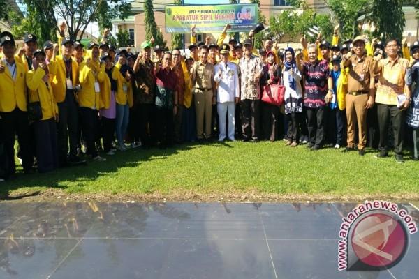 345 Mahasiswa Pertanian ULM KKN di Tapin