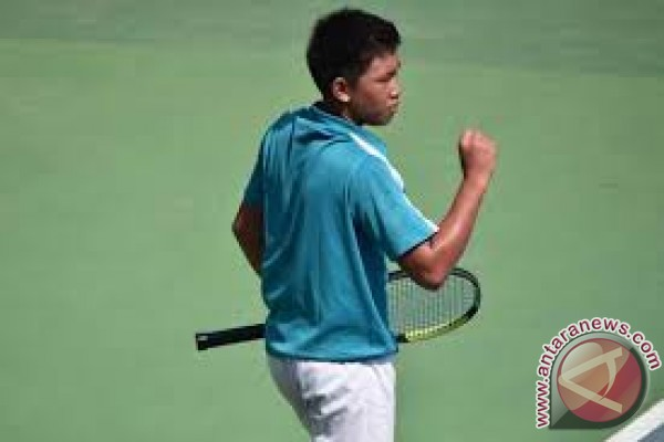 Indonesia Sisakan Enam Wakil Kejuaraan Tenis Junior
