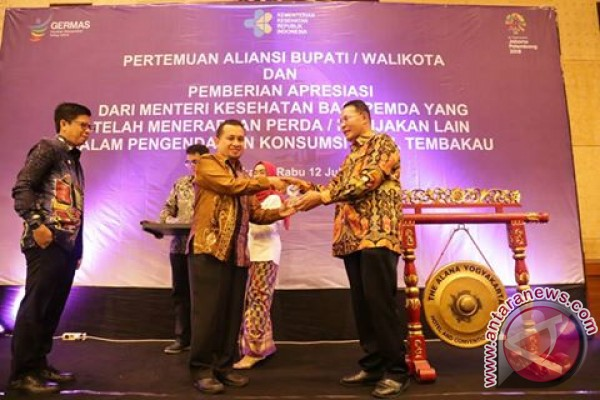 Pemkab HSS Raih Penghargaan Pastika Parahita