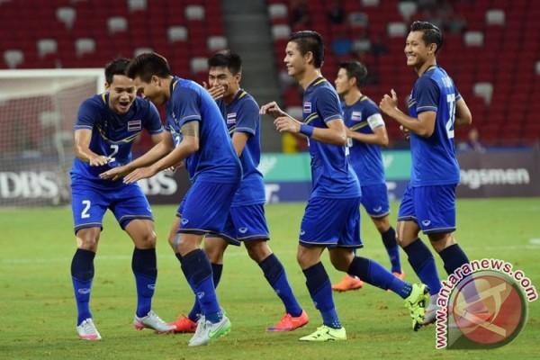 Thailand Bertekad Kuasai Sepak Bola SEA Games