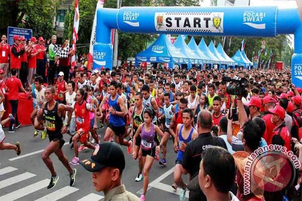 Pelari Putri Tabalong Bawa Medali Emas