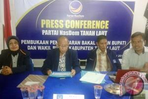 Demokrat Dilematis Hadapi Pilkada Tabalong Kalsel 2018