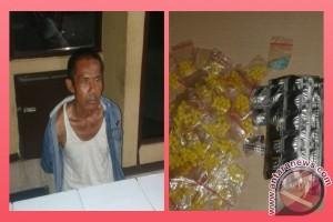 Polisi Tangkap Pengedar Zenith Pasar Cempaka Banjarmasin
