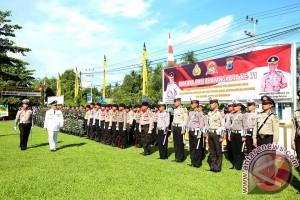 Polres HSS Gelar HUT Ke-71 Bhayangkara