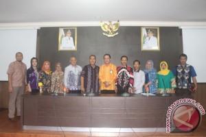 DPRD Kota Banjarbaru Tertarik Pesatnya Pembangunan Tanah Bumbu