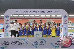 BATU AGUNG JUARA DNC 2017