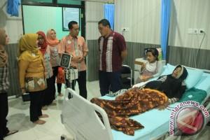 BPJS Kesehatan Barabai Kunker Ke RSUD Dhamhuri