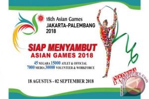 Promosi Asian Games 2018 Dimulai Agustus