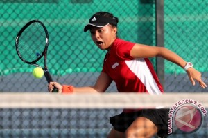 Indonesia Pastikan Satu Emas Tenis ASG 2017