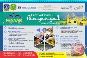 Festival Penyengat Akan Dihadiri 100 Pengusaha Asing