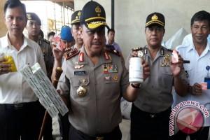 Polisi Temukan 600.000 Pil Dextro Di Ekspidisi