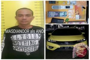 Polres Tabalong Tangkap Bandar Narkoba Lintas Kabupaten