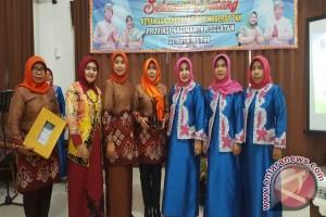 TP-PKK Kotabaru Hadiri Harganas XXIV 2017 di Lampung