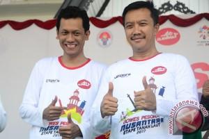 Ribuan Peserta Ikuti Gowes Nusantara Bersama
