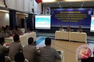 Peluncuran Tahun Keselamatan Dihadiri 495 Undangan