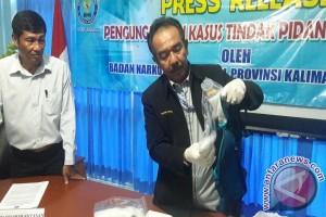 BNNP Kalsel Tangkap Kurir 500 Gram Sabu-Sabu Di Bandara
