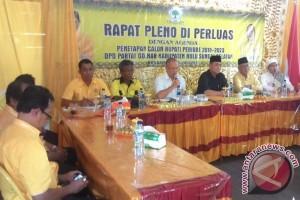 Golkar Usung Petahana Empat Kabupaten Di Kalsel