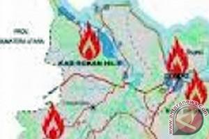 Empat Titik Api Ditemukan Di Tabalong