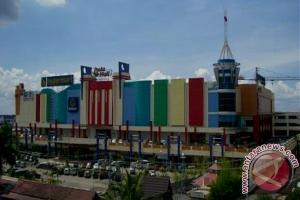 Pekerja Bangunan Duta Mall Tewas Terjatuh