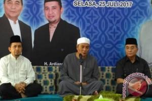 Silaturrahmi Dekatkan Ulama dan Pemimpin HSS