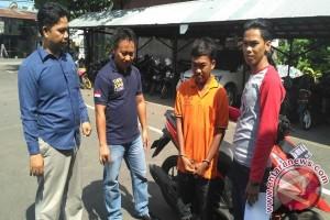 Polsekta Banjarmasin Barat Ungkap Kasus Pencurian Motor