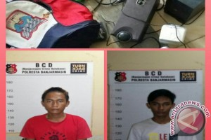 Warga Tangkap Pelaku Pencurian Di Rumah Kosong
