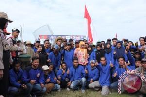 Menteri Sosial Kukuhkan Tagana dan Desa Siaga Bencana