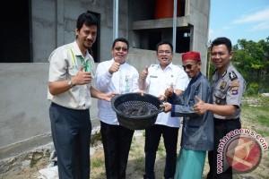 Wakil Bupati Panen Perdana Ikan Lele