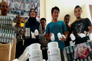 Kompol Susilawati Tunjukan Taringnya Berantas Peredaran Obat Ilegal