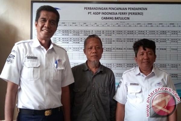 ASDP Kurangi Trip Kapal Feri Kotabaru-batulicin