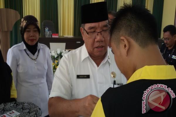 Wabup :Lulusan LLK Bisa Buka Lapangan Kerja