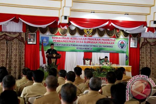 Bupati HSS : Jangan Main-main Dengan Dana Desa