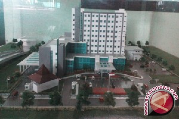 Mayor hopes Suriansyah Hospital project to continue