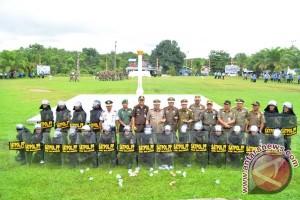 Satpol PP Balangan Membutuhkan Minimal 40 Personil Tambahan