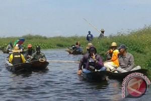 Dinas Perikanan Dorong Petani Terapkan Sistem Fishpen
