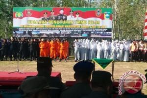 KEGIATAN TNI MANUNGGAL MEMBANGUN DESA KE-99