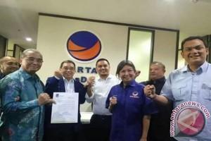 Nasdem HSS Kukuhkan Koalisi Besar Achmad Fikry-Syamsuri Arsyad