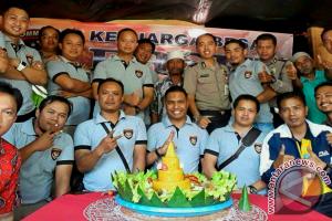 Ershi Community Polresta Banjarmasin Berbagi Dengan Sesama
