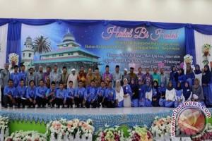 IKK HSS Bertekad Jaga Daerah Tetap Kondusif