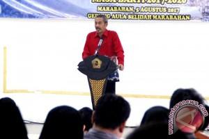 Barito Kuala Kembalikan Dana Pusat Rp31 Miliar