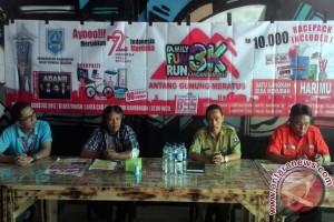 HSS Gandeng AGM Gelar Family Fun Run 3K
