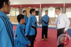 Bank Kalsel Dukung  Tujuh Karateka Ke Kejuaraan Internasional