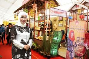 Produk Unggulan Tapin Laris Manis Di Kalsel Expo