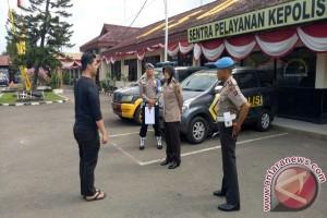 "Kabag Sumda Polres ""HSU"" Cek Gudang Senpi"