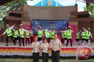 Tim PKS Polres HSS Terbaik Wilayah Rayon II