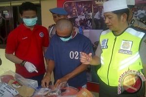 Oknum Satpol PP Ditangkap Edarkan Sabu-Sabu